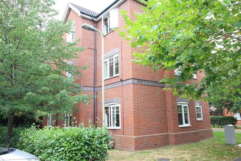1 Bedroom Apartment Flat for sale in Ashdene Gardens, Reading