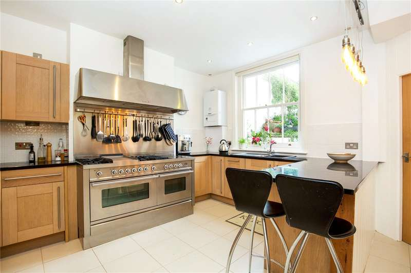3 Bedrooms Terraced House for sale in Clifton Place, Brighton, East Sussex, BN1