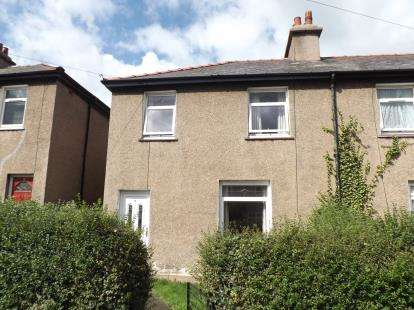 3 Bedrooms Terraced House for sale in Berthglyd, Abergele, Conwy, North Wales, LL22