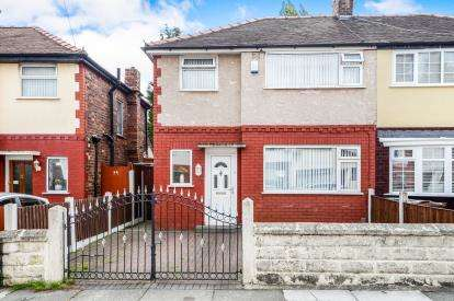 3 Bedrooms Semi Detached House for sale in Marina Crescent, Bootle, Liverpool, Merseyside, L30