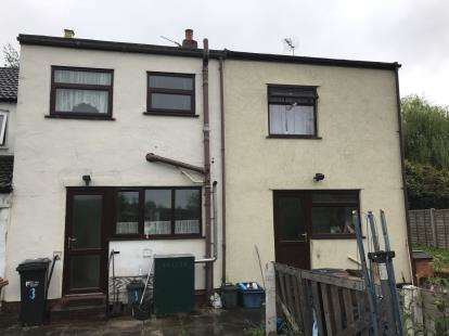2 Bedrooms Terraced House for sale in The Marsh, Ffynnongroyw, Holywell, Flintshire, CH8