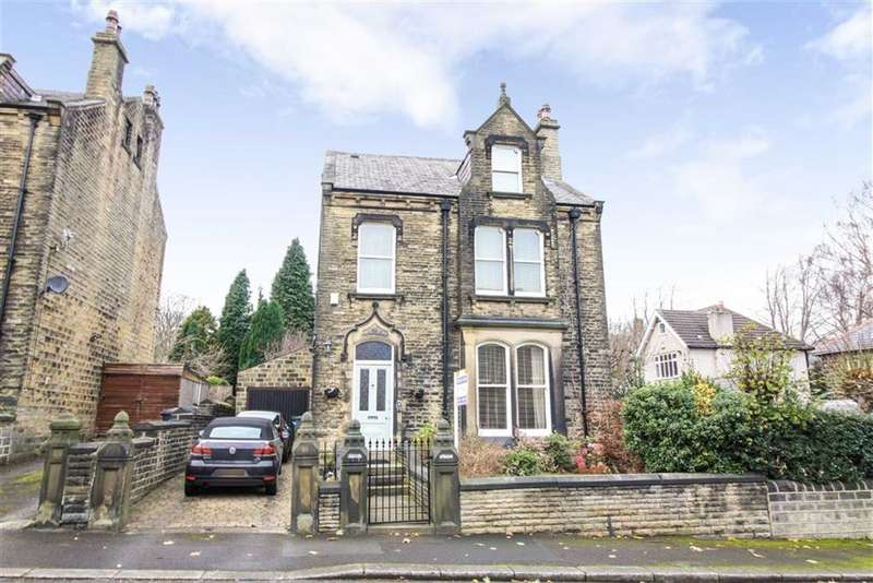 5 Bedrooms Detached House for sale in Cleveland Road, Edgerton, Huddersfield