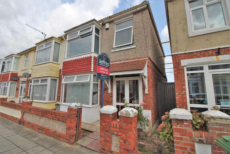 3 Bedrooms Terraced House for sale in Stanley Avenue, Baffins