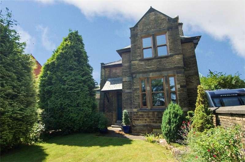 3 Bedrooms Detached House for sale in Park Street, Wombwell, BARNSLEY, South Yorkshire
