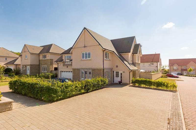 5 Bedrooms Detached House for sale in 6 Gilsland Grange, North Berwick, East Lothian, EH39 5HZ