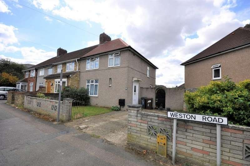 3 Bedrooms End Of Terrace House for sale in Weston Road, Dagenham