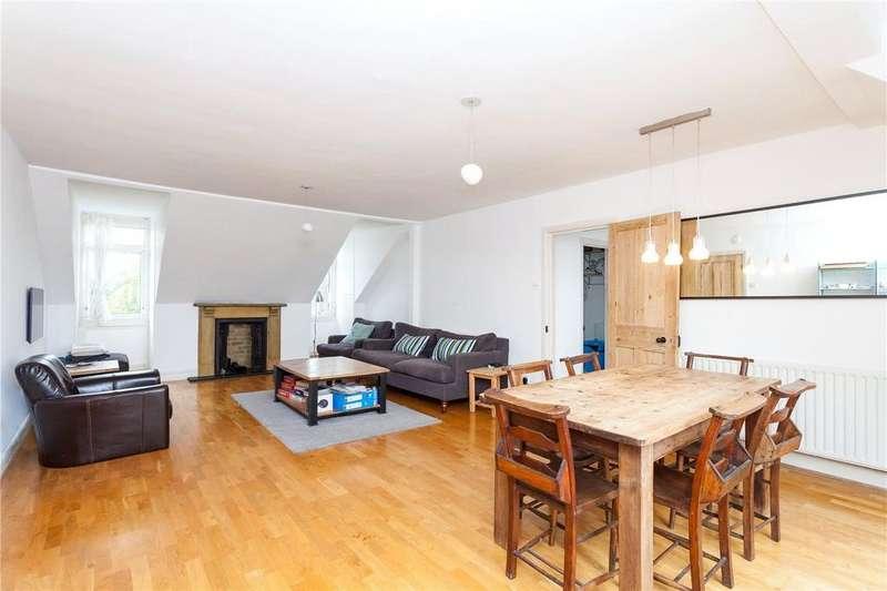 3 Bedrooms Flat for sale in Aubert Park, London, N5