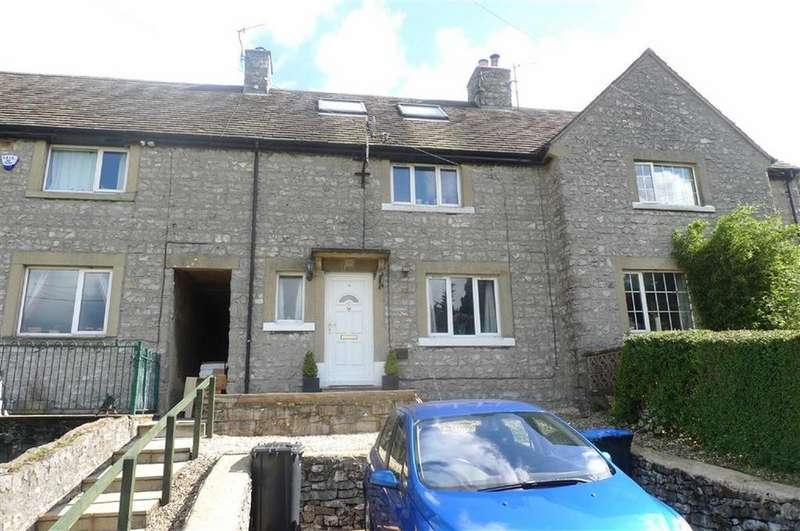 3 Bedrooms Terraced House for sale in Dale View, Earl Sterndale, Nr Buxton