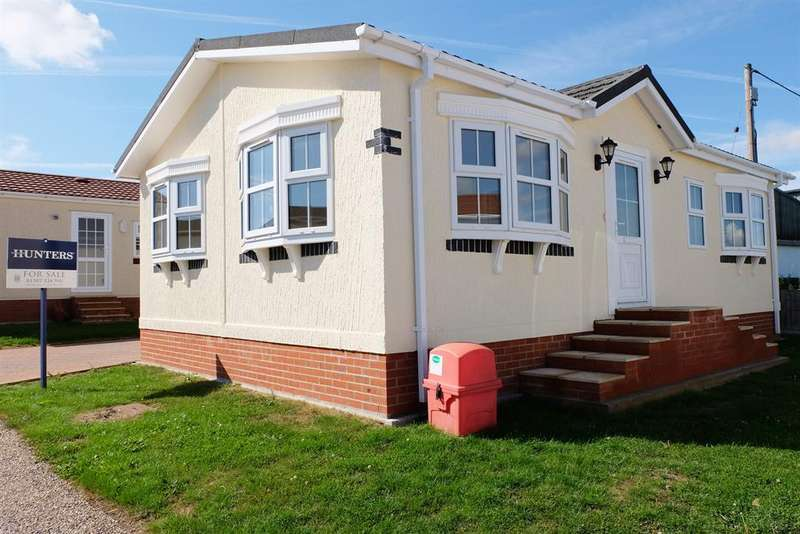 2 Bedrooms Park Home Mobile Home for sale in Greenacres Park, Spilsby Road, Horncastle, LN9 6NJ