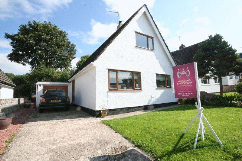 4 Bedrooms Detached Bungalow for sale in Pentraeth, Anglesey