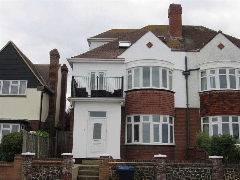 4 Bedrooms Semi Detached House for sale in Western Esplanade, Herne Bay