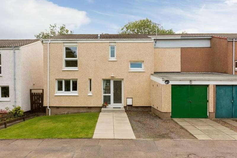 4 Bedrooms Semi Detached House for sale in 14 Society Road, South Queensferry, EH30 9RX