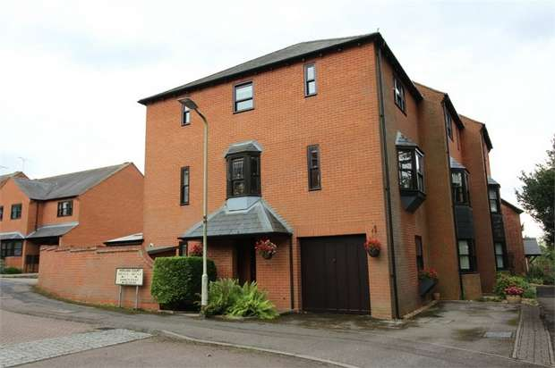 4 Bedrooms Town House for sale in Poplars Court, Leicester Road, Market Harborough, Leicestershire