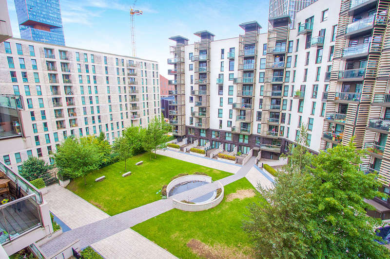 3 Bedrooms Flat for sale in Mirabelle Gardens, London, E20