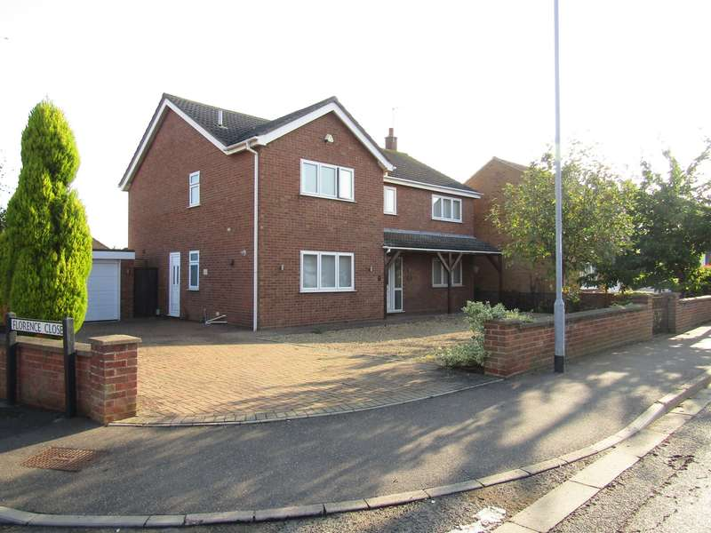 4 Bedrooms House for sale in New Road, Whittlesey, PE7