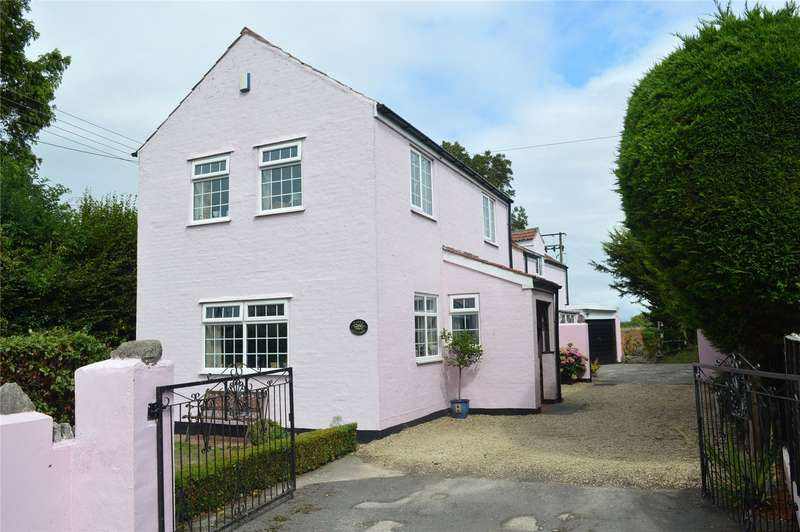5 Bedrooms Detached House for sale in Brent Road, Berrow, Somerset, TA8