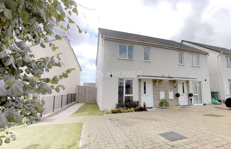 3 Bedrooms Semi Detached House for sale in Foliot Road, North Prospect, Plymouth, PL2 2RZ - Three Bedroom Family Home...