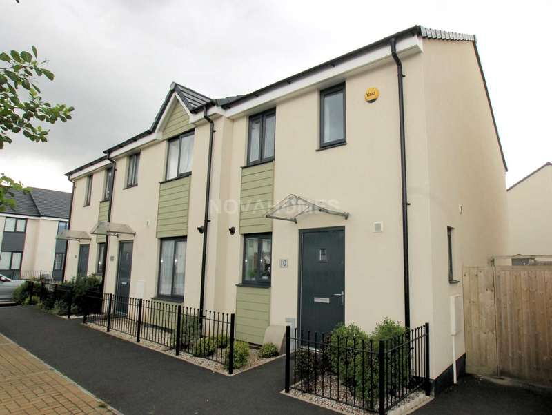 2 Bedrooms Semi Detached House for sale in Polperro Place, Beacon Park, Plymouth, PL2 3EG, - TWO DOUBLE BEDROOM FAMILY HOME...