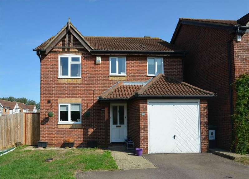 4 Bedrooms Detached House for sale in Elgar Drive, SHEFFORD, Bedfordshire