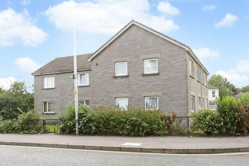 1 Bedroom Ground Flat for sale in 20B, The Loan, Loanhead, EH20 9AF