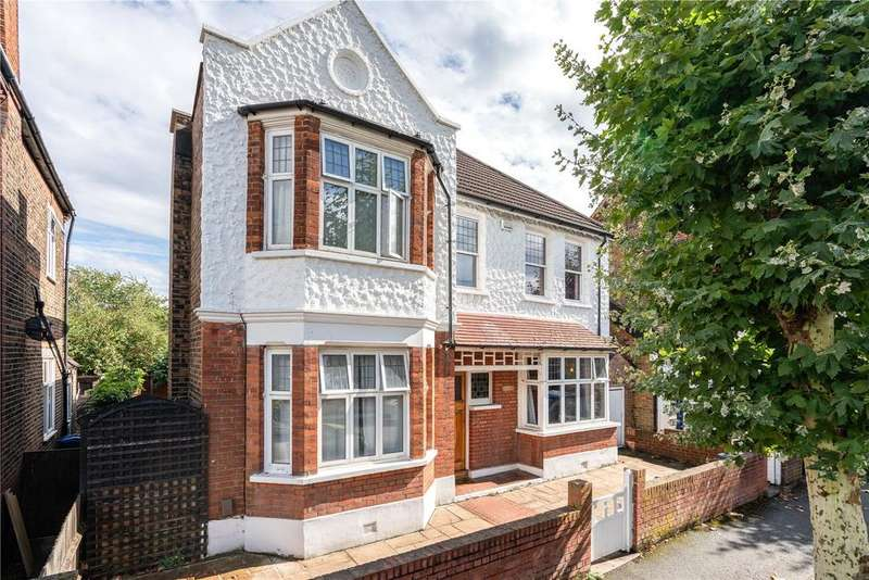4 Bedrooms Detached House for sale in Southdown Road, London, SW20