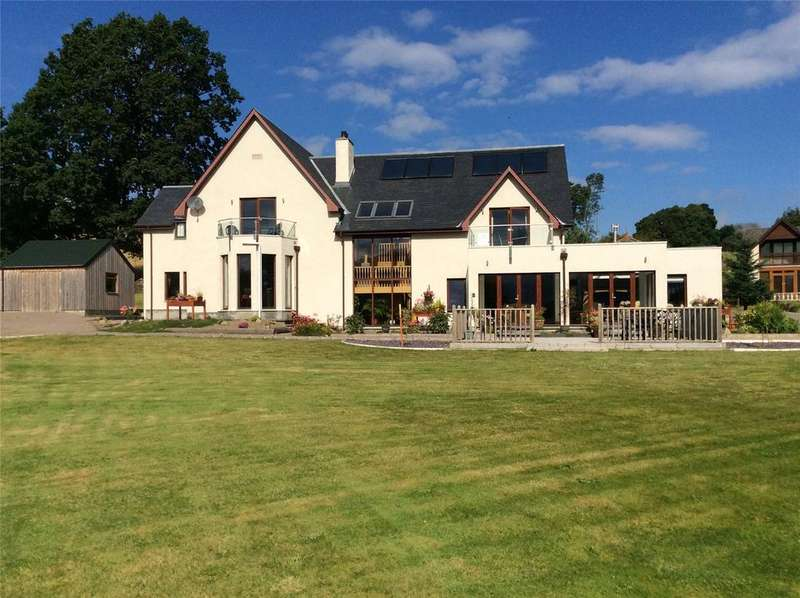5 Bedrooms Detached House for sale in Daviot, Inverness