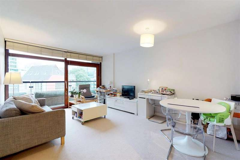 2 Bedrooms Apartment Flat for sale in Thomas More House, Barbican