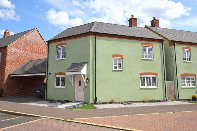3 Bedrooms Detached House for sale in Siddington Drive, Aylesbury