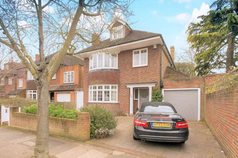 6 Bedrooms Detached House for sale in CLARE LAWN AVENUE, EAST SHEEN, CLOSE RICHMOND PARK
