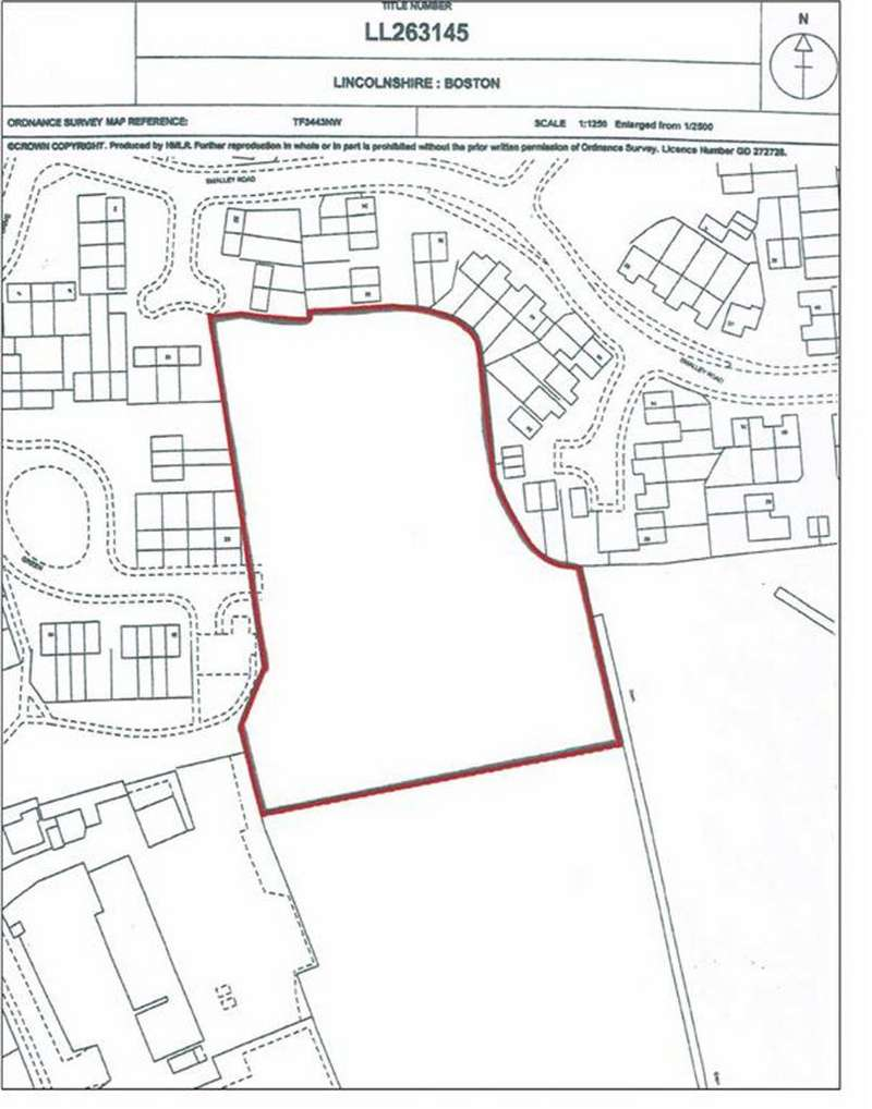 Land Commercial for sale in Wing Drive, Boston