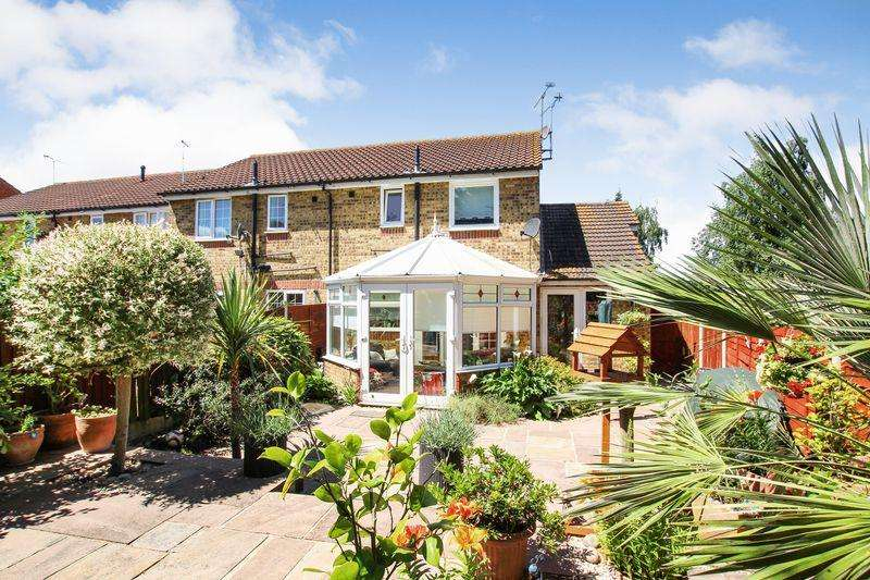 3 Bedrooms End Of Terrace House for sale in Danbury Crescent, South Ockendon