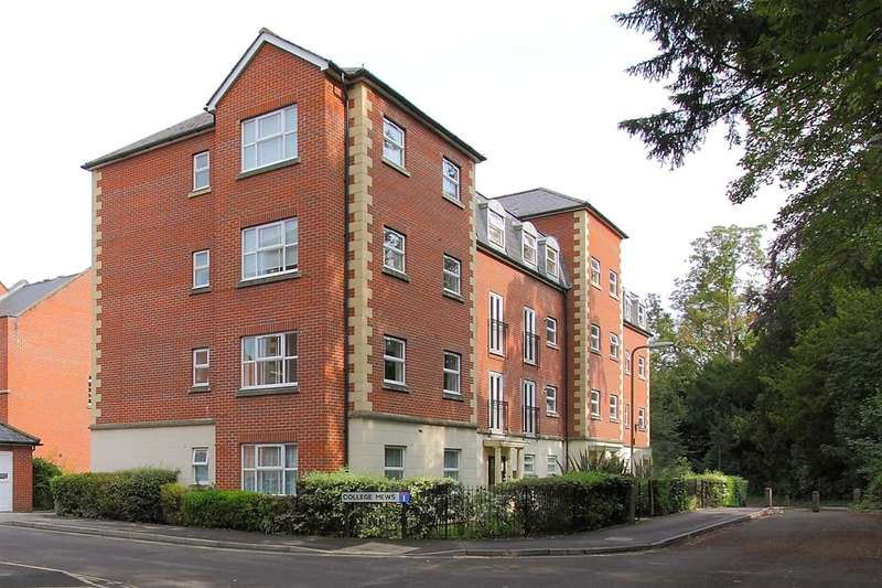 2 Bedrooms Apartment Flat for sale in Templeton House, Andover