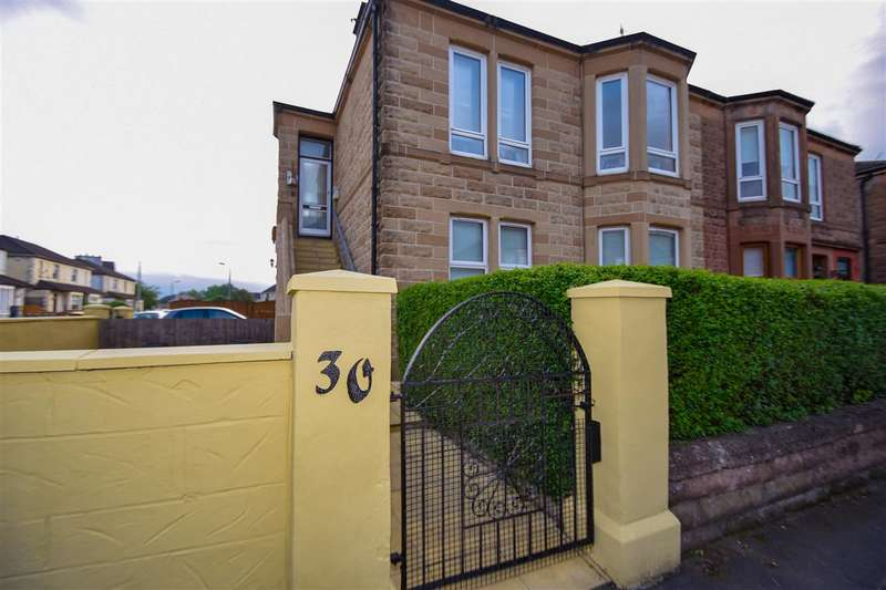 2 Bedrooms Apartment Flat for sale in Braidfauld Gardens, Glasgow