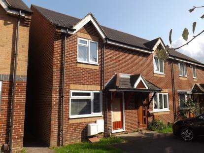 2 Bedrooms End Of Terrace House for sale in Cropthorne Road, Bristol, Somerset