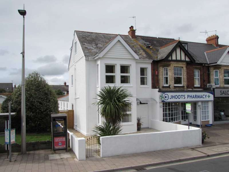 12 Bedrooms End Of Terrace House for sale in Exeter Road, Exmouth