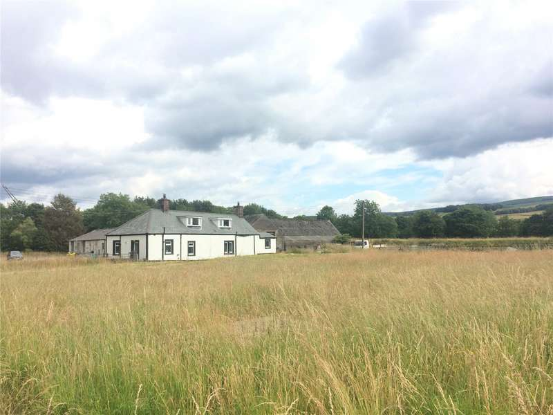 2 Bedrooms Farm Commercial for sale in Gaups Mill Farm, Moniaive, Thornhill, Dumfries, DG3