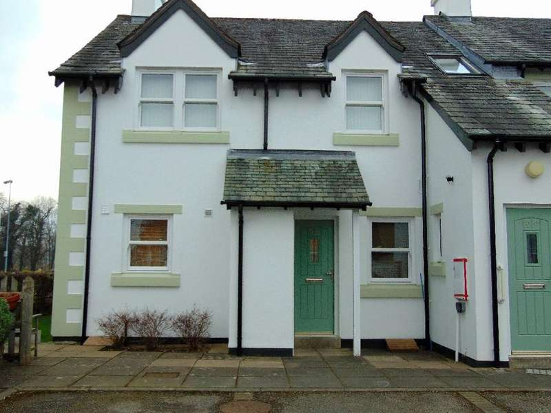 2 Bedrooms End Of Terrace House for sale in 11 Howrah's Court, Keswick, Cumbria, CA12 5NT