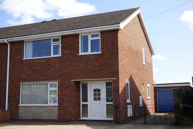 3 Bedrooms Semi Detached House for sale in Chestnut Drive, Louth, LN11