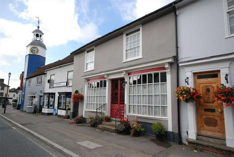 4 Bedrooms Terraced House for sale in Stoneham Street, Coggeshall, Essex
