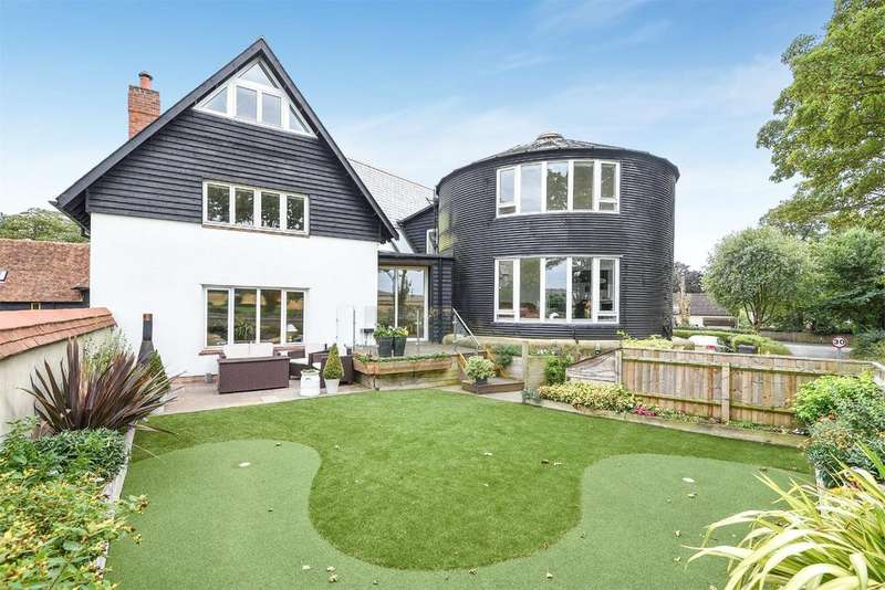 7 Bedrooms Detached House for sale in Grateley, Andover, Hampshire, SP11