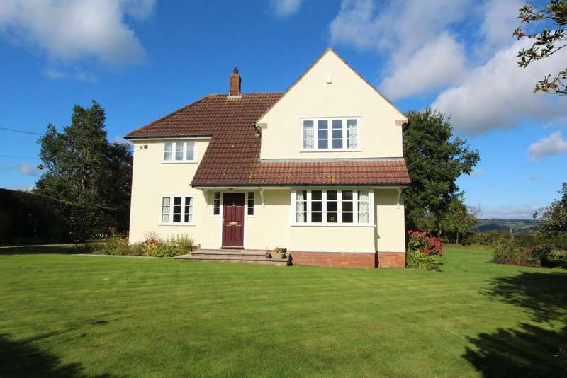 4 Bedrooms Detached House for sale in Character home in Burrington village