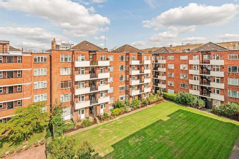 2 Bedrooms Flat for sale in Eamont Street, St John's Wood