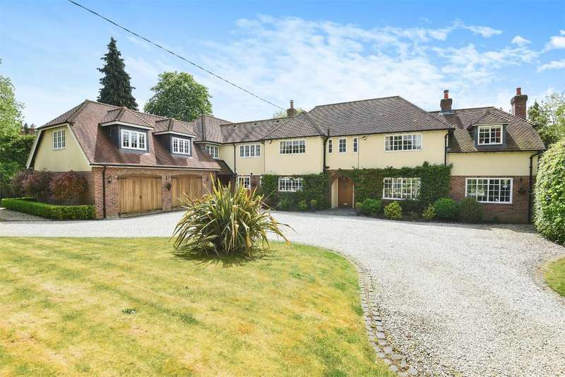8 Bedrooms Detached House for sale in Shepherds Lane, Compton, Winchester, Hampshire, SO21