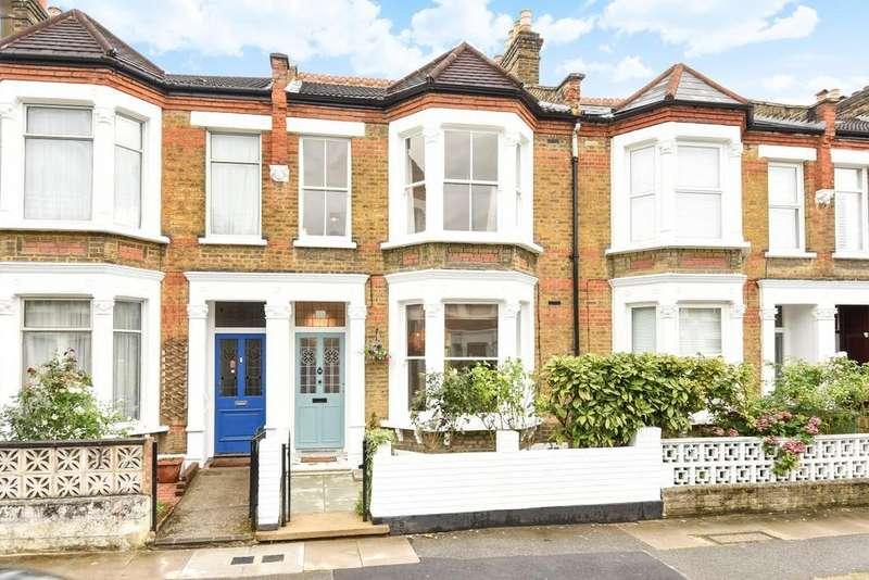 4 Bedrooms Terraced House for sale in Dundalk Road, Brockley