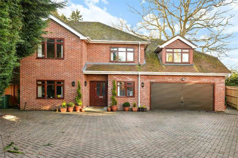 5 Bedrooms Detached House for sale in Thorold Road, Hiltingbury, Hampshire, SO53