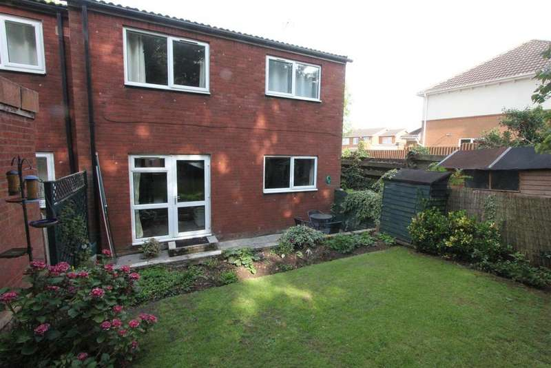 1 Bedroom Ground Flat for sale in The Meadows, Burbage