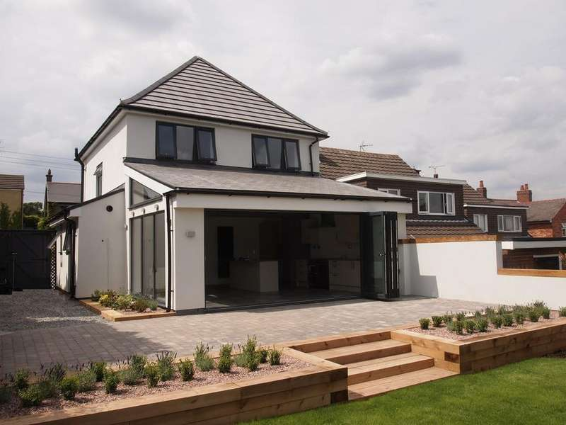 3 Bedrooms Detached House for sale in Hough Hill, Swannington, Coalville, LE67