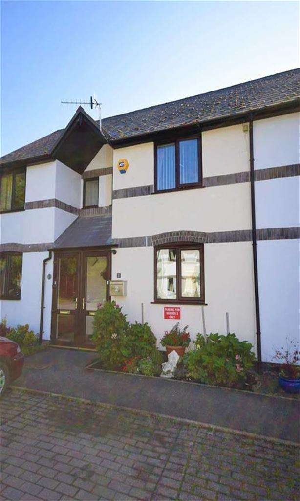 2 Bedrooms Terraced House for sale in 2, Maes Yr Efail, Llanbrynmair, Powys, SY19