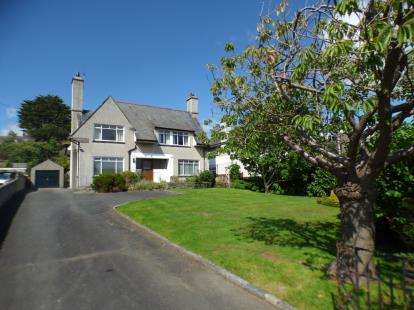 Detached House for sale in Ala Road, Pwllheli, Gwynedd, LL53