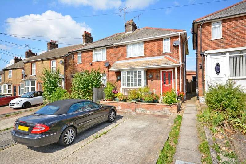 3 Bedrooms Semi Detached House for sale in Chapel Hill, Braintree, Essex, CM7